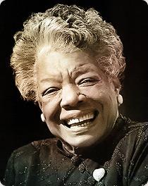 Dr. Maya Angelou courtesy of Mayaangelou.com